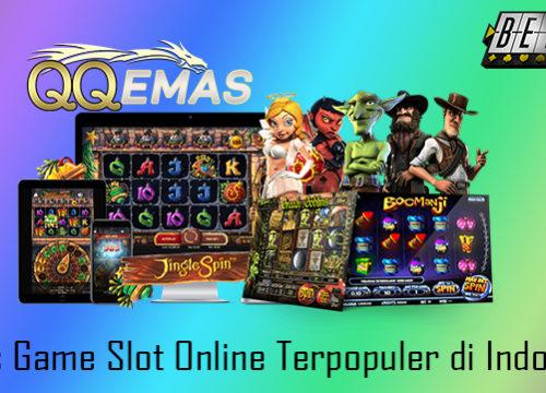 Jenis Game Slot Online Terpopuler di Indonesia