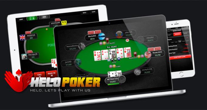Agen Judi Poker Online Helopoker